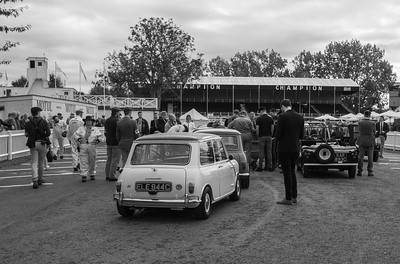 Sixty Years of the Mini Parade