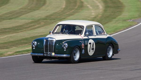 1957 - MG Magnette ZB