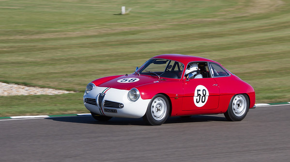 1961 - Alfa Romeo Giulietta Sprint Zagato
