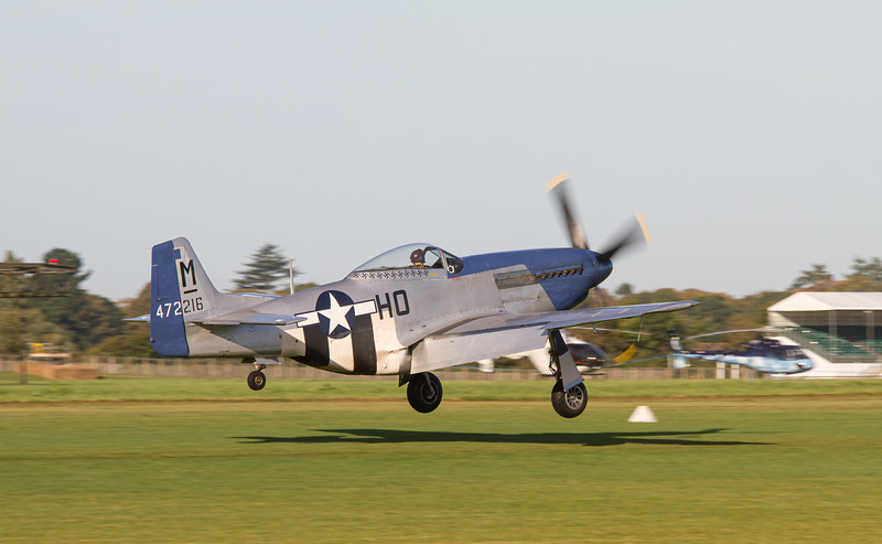 1944 - North American P-51D 'Miss Helen'