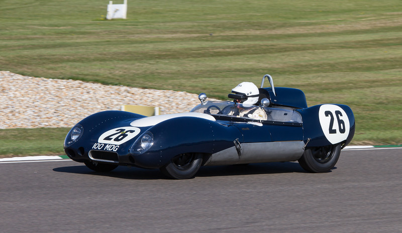 1959 - Lotus-Climax 15