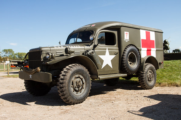 1942 - Dodge Ambulance