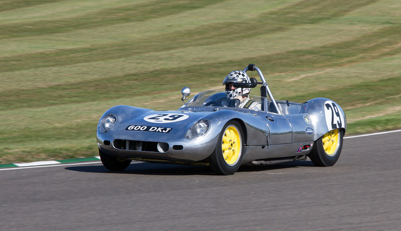 1958 Lola Mk.1 Prototype