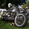 Harley-Davidson Motorbike