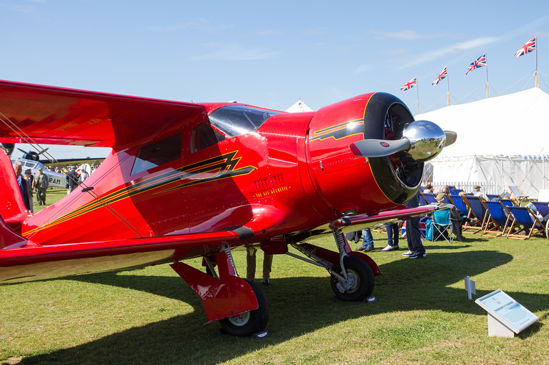 1944 Beechcraft D-17S Staggerwing