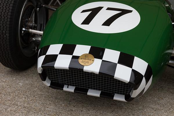 1960 Scorpion-Ford Formula Junior