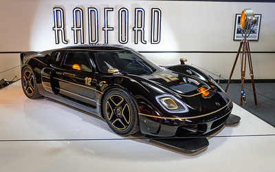 """2021 Radford Lotus Type 62-2 """"John Player Special"""""""