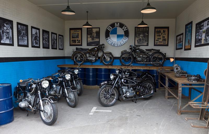 BMW Work Shop