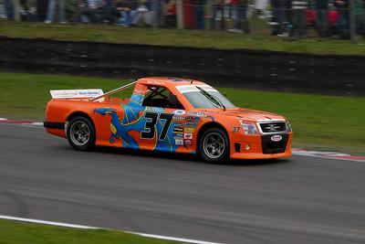 Pickup Truck Racing Championship 2011 - Brands Hatch
