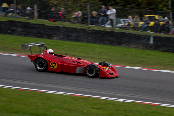BARC Tran-X Classic Clubmans Championship 2011- Brands Hatch