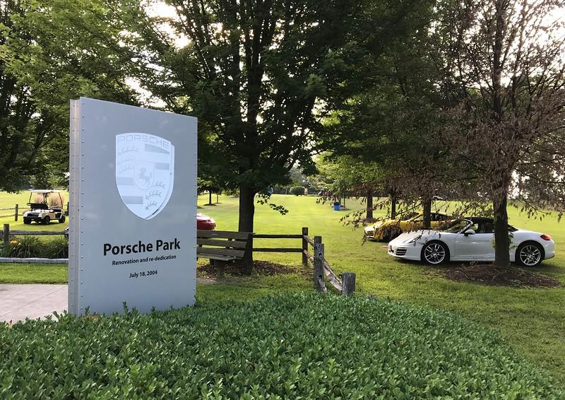Porsche Park at Road America