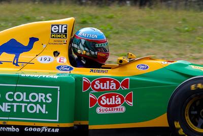 1993 - Benetton-Cosworth B193