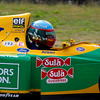 1993 - Benetton-Cosworth B193