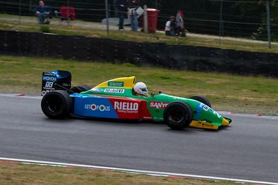 1990 - Benetton-Hart B190