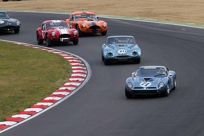 Gentlemen Drivers Pre-66 GT Race