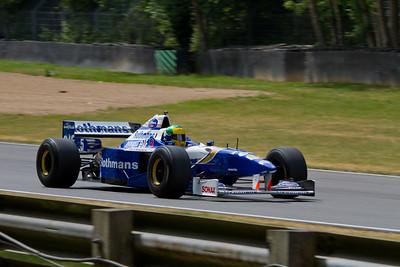 1986 - Williams-Renault FW18B