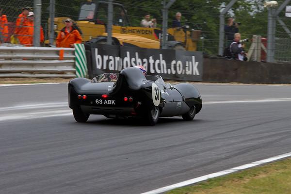 1957 - Lotus X1 Le Mans