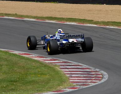 1996 - Williams FW18B