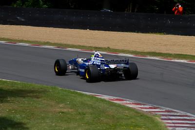 1986 - Williams FW18B