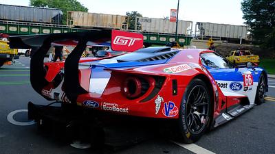 Ford GT rear