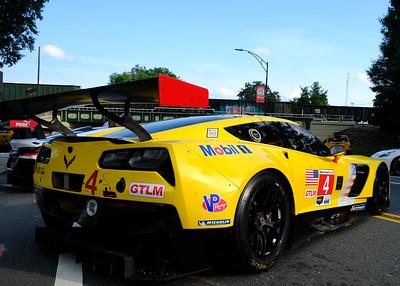 Corvette rear