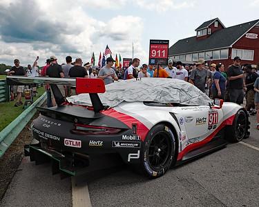 Porsche RSR GTLM