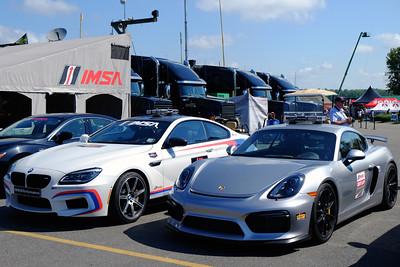 IMSA pace cars