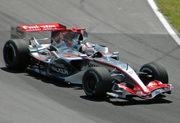 McLaren Kimi