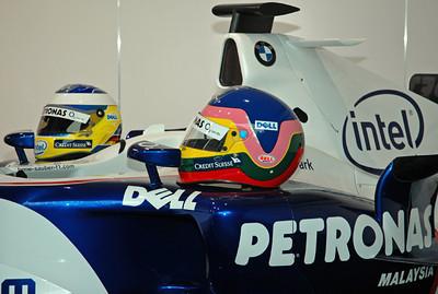 BMW F1 car 06