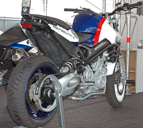 BMW F800 Chris Pfeiffer stunt bike 01