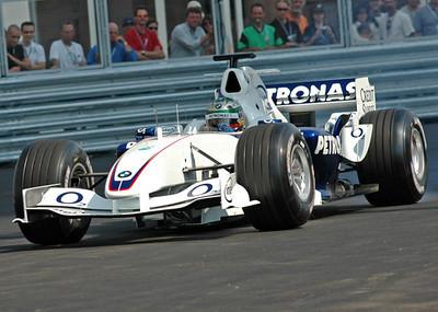 BMW F1 car 02