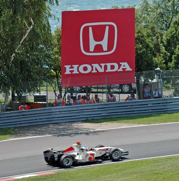 Honda F1 car 03