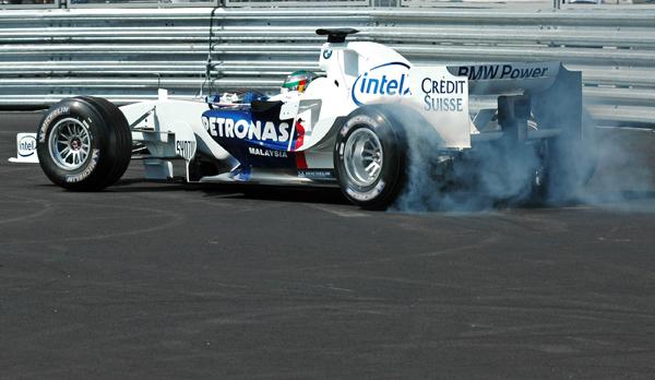 BMW F1 car 03