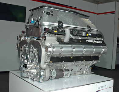 BMW F1 engine