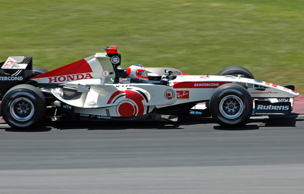 Honda Barrichello 02