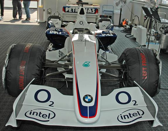 BMW F1 car 07