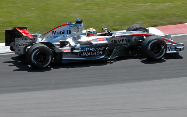 McLaren Montoya