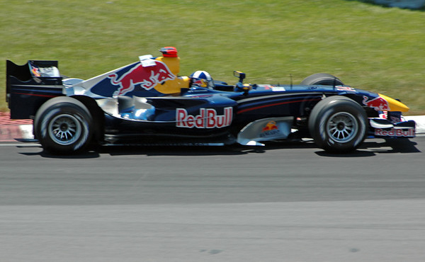 Red Bull Coulthard