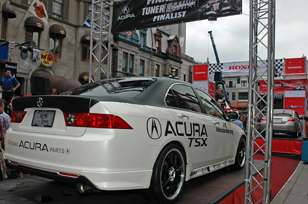 Acura TSX-Euro Accord