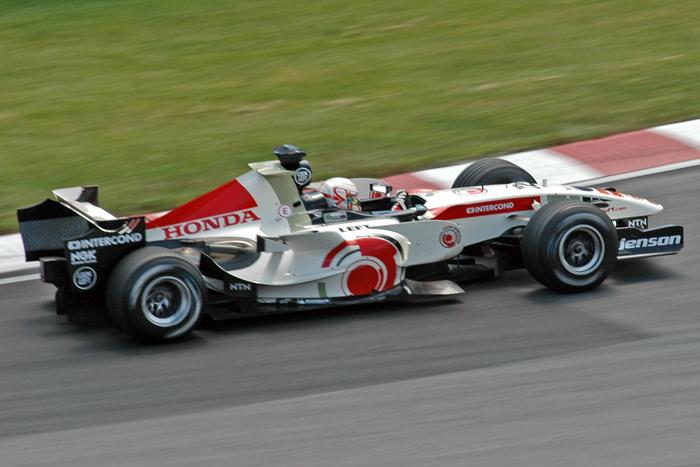 Honda Button