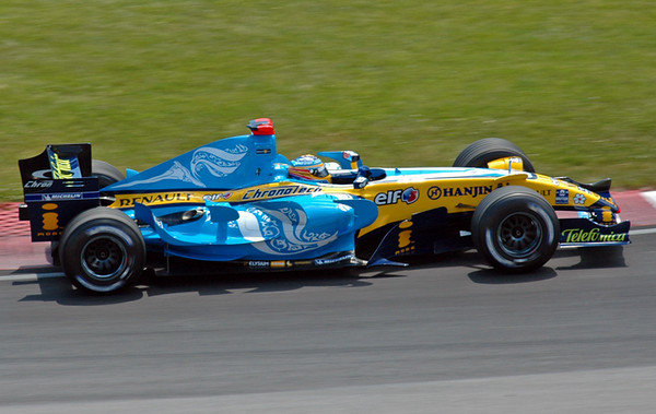 Renault Alonso