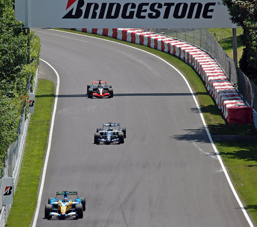 Montreal race day 06