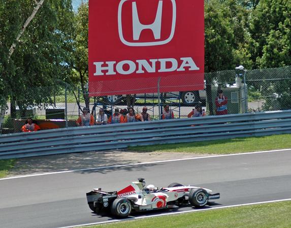 Honda F1 car 02