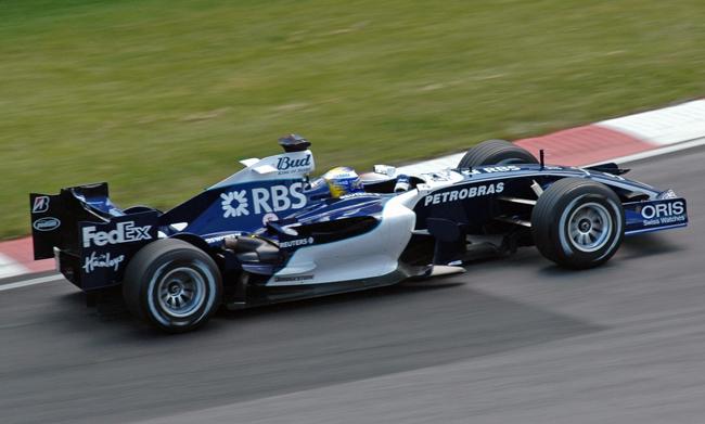 Williams Rosberg