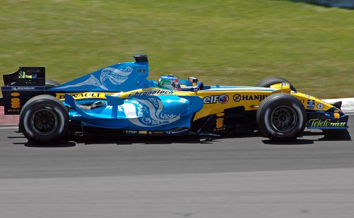 Renault Fisichella