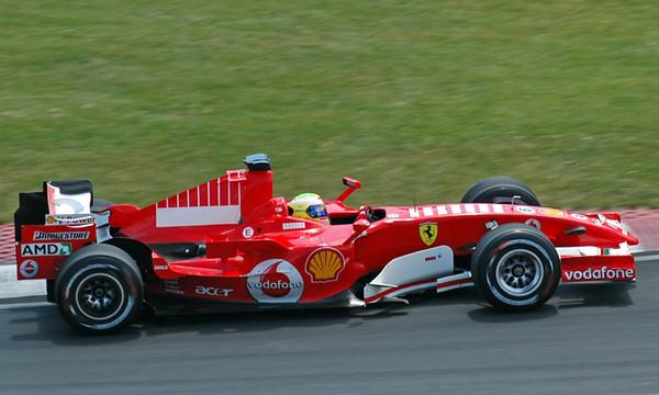Ferrari Massa