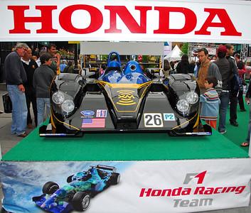 Acura-Honda Le Mans LMP2 a