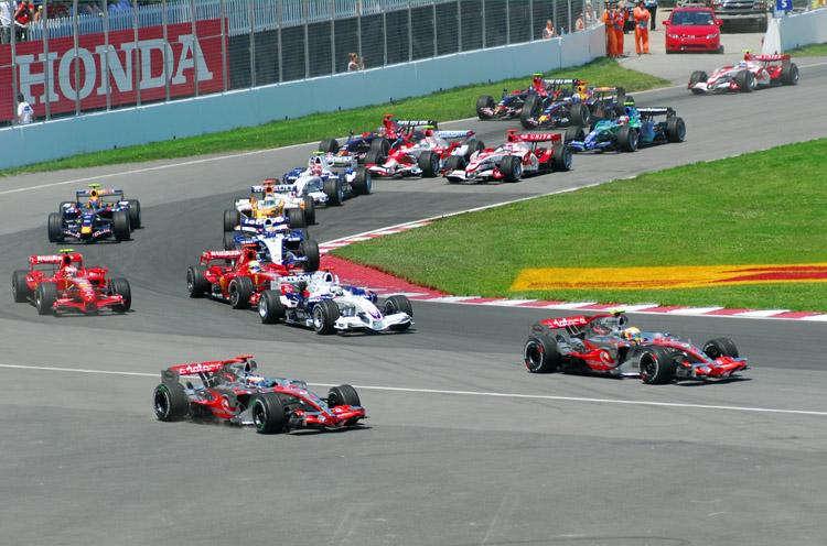 Race day start 02