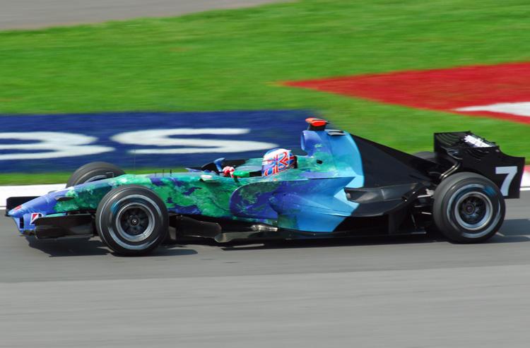 Honda Jenson Button