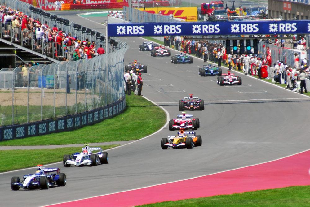 2007 GP Canada Honda 01